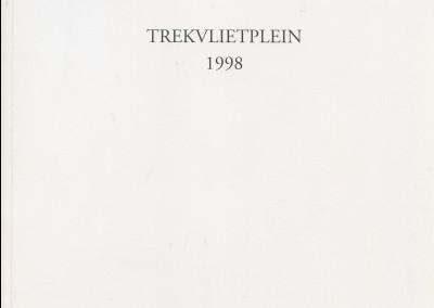 1998 Trekvlietplein, uitgave Stadsarchief Den Haag